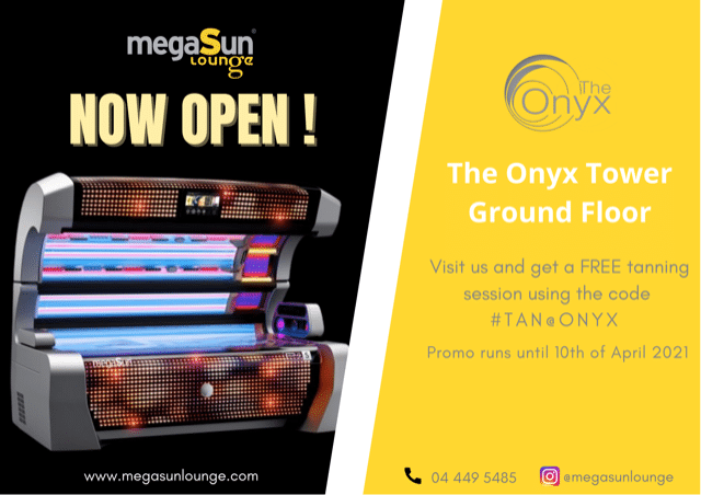 New branch at  The Onyx Towers is open now!